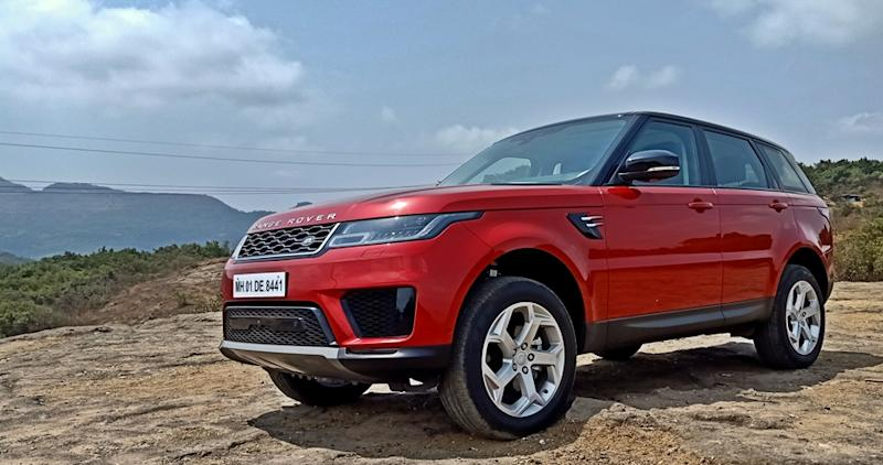 Range Rover Sport petrol review