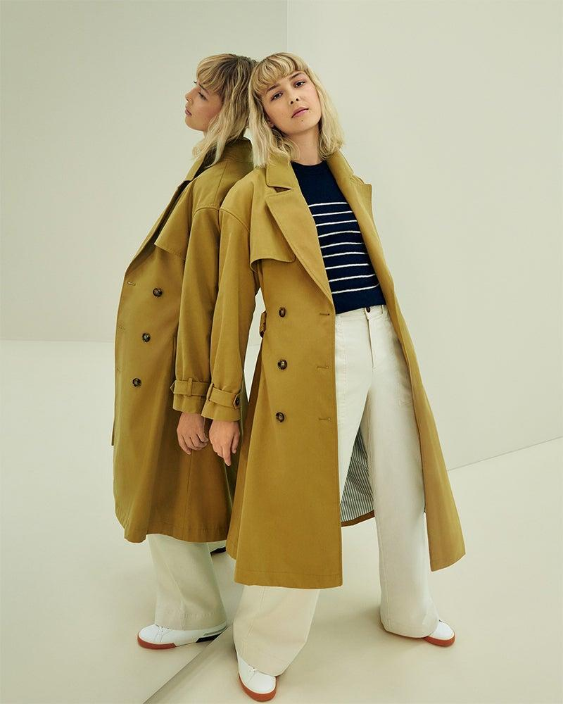 """<strong><h3>Nili Lotan x Target</h3></strong><br><br><strong>Nili Lotan x Target</strong> Pleated Back Trench Coat, $, available at <a href=""""https://go.skimresources.com/?id=30283X879131&url=https%3A%2F%2Fgoto.target.com%2FZdNv4X"""" rel=""""nofollow noopener"""" target=""""_blank"""" data-ylk=""""slk:Target"""" class=""""link rapid-noclick-resp"""">Target</a><br><br><strong>Nili Lotan x Target</strong> High-Rise Wide Leg Cargo Pants, $, available at <a href=""""https://go.skimresources.com/?id=30283X879131&url=https%3A%2F%2Fgoto.target.com%2F6bEQqq"""" rel=""""nofollow noopener"""" target=""""_blank"""" data-ylk=""""slk:Target"""" class=""""link rapid-noclick-resp"""">Target</a><br><br><strong>Nili Lotan x Target</strong> Striped Crewneck Pullover Sweater, $, available at <a href=""""https://go.skimresources.com/?id=30283X879131&url=https%3A%2F%2Fgoto.target.com%2FRybNaN"""" rel=""""nofollow noopener"""" target=""""_blank"""" data-ylk=""""slk:Target"""" class=""""link rapid-noclick-resp"""">Target</a>"""