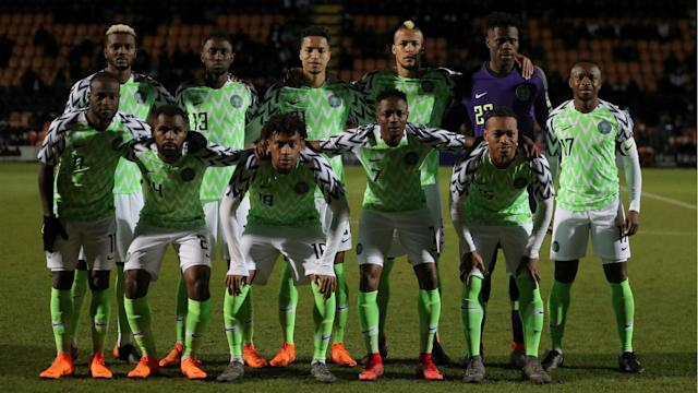 Super Eagles' World Cup foes nosedived in the recent rating released by the Federation of International Football Association
