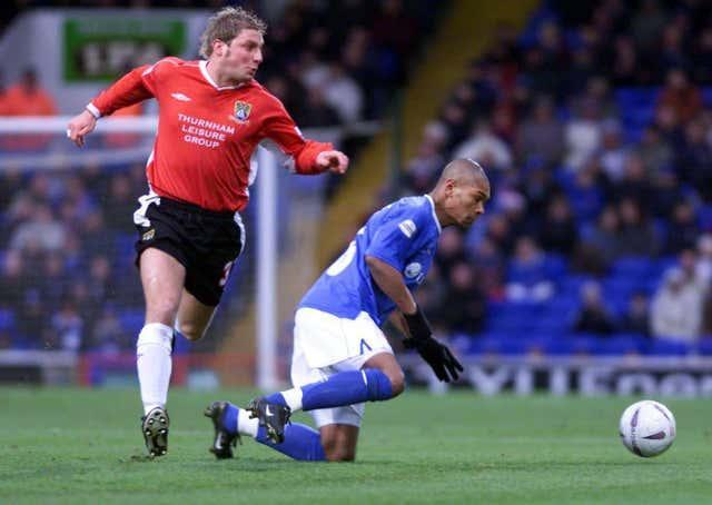 Ipswich Town v Morecambe – FA Cup round 3