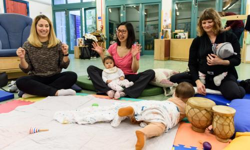 Singing the blues: how music can help ease postnatal depression