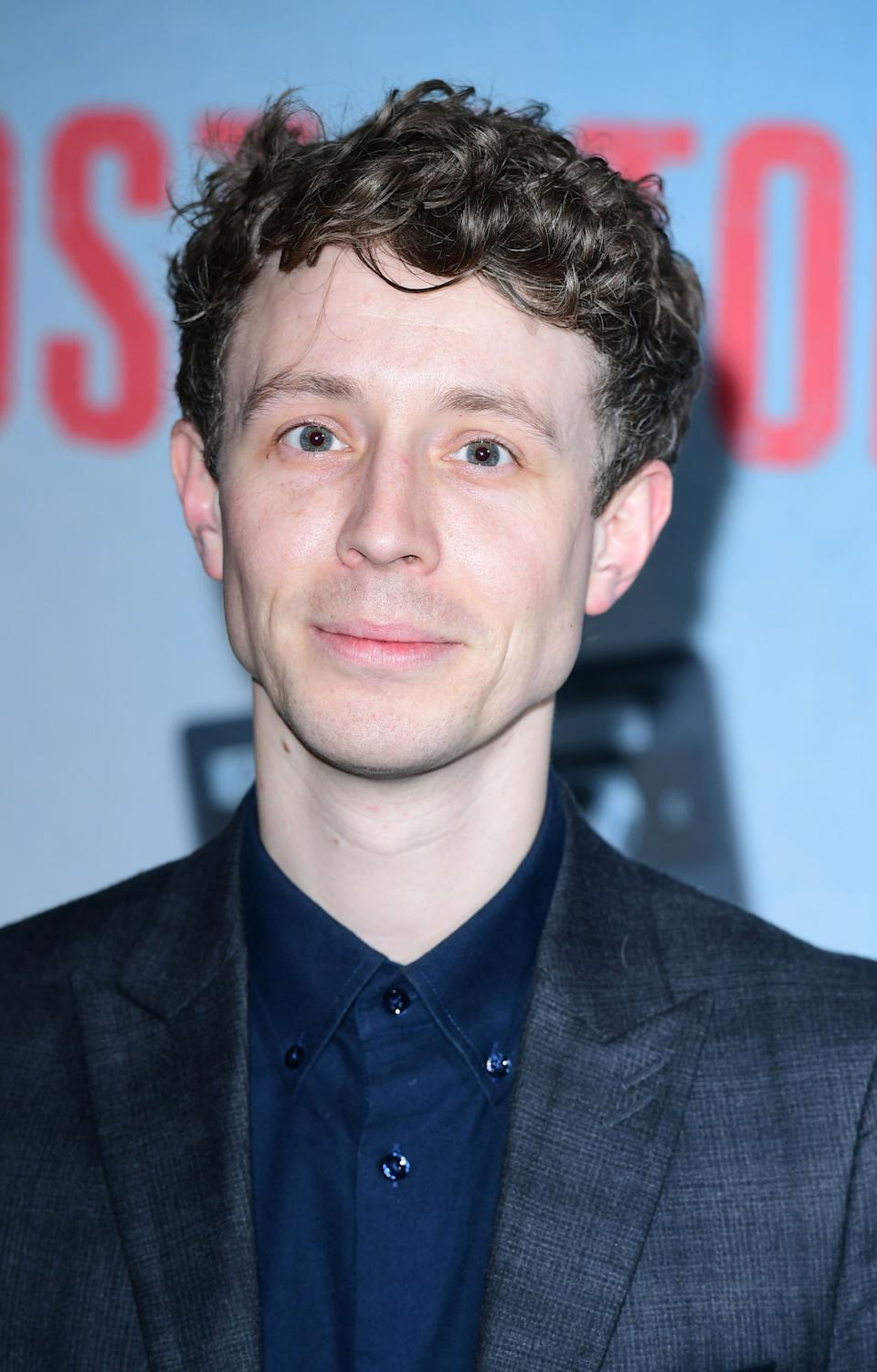 Matt Edmondson at a special screening of Ghost Stories at the Vue West End, Leicester Square, London. (Photo by Ian West/PA Images via Getty Images)
