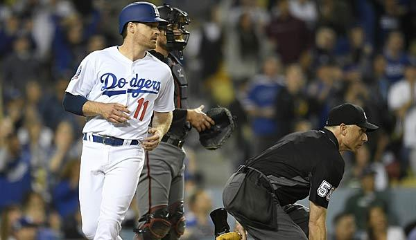 MLB: Dodgers setzen Logan Forsythe auf 10-Day Disabled List