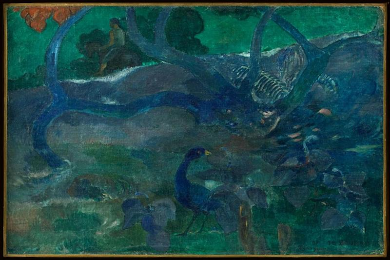 Gauguin, all'asta l'ultima tela tahitiana