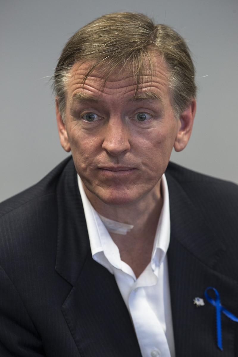 """U.S. Rep. Paul Gosar, R-Ariz., acknowledged Monday that """"it does sting"""" thatsix of his nine siblings appeared in an ad for his political opponent."""