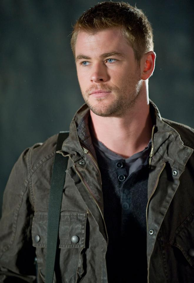 "Chris Hemsworth in Open Road Film's ""Red Dawn"" - 2012"