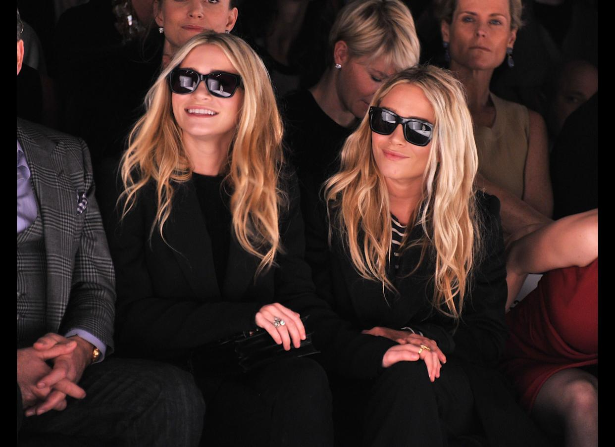"""""""Prince William's ain't do it right if you ask me/'Cause I was him I would have<strong> Mary Kate and Ashley</strong>"""" <br> --""""N****s in Paris"""""""