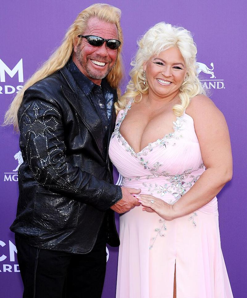 Dog the Bounty Hunter clarifies about those rumors of engagement