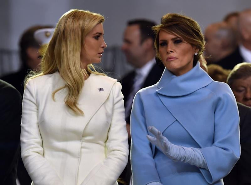 Melania and Ivanka Trump's Popularity Has Gone in Different Directions Since Entering White House, Poll Finds