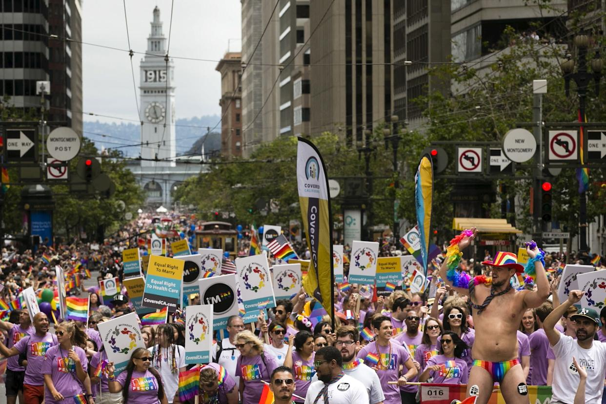 Black Lives Matter Drops Out Of SF Pride Parade After