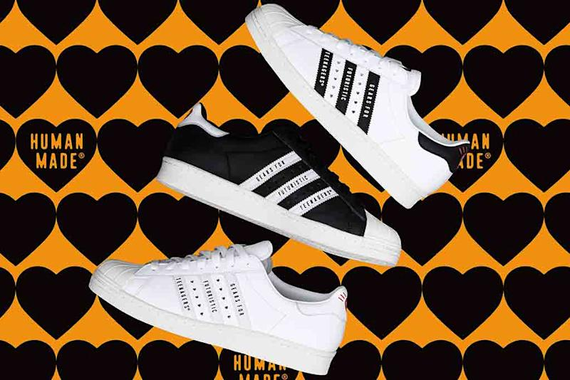 The Collabs: Human Made's Nigo Reimagines the Iconic Adidas