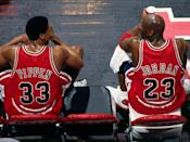<p>The miniseries on Michael Jordan's basketball career saw searches for Nike's Air Jordan 1 trainers spike 36 per cent after the first two episodes aired. Meanwhile, basketball attire, including shorts (+12 per cent) and tank tops (+20 per cent), also increased in searches.</p>