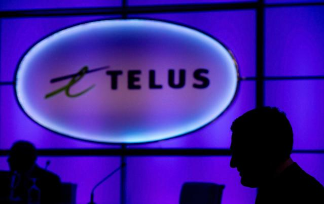 <p>No. 4: Telus Mobility<br>Rating: 769<br>(THE CANADIAN PRESS/Darryl Dyck) </p>