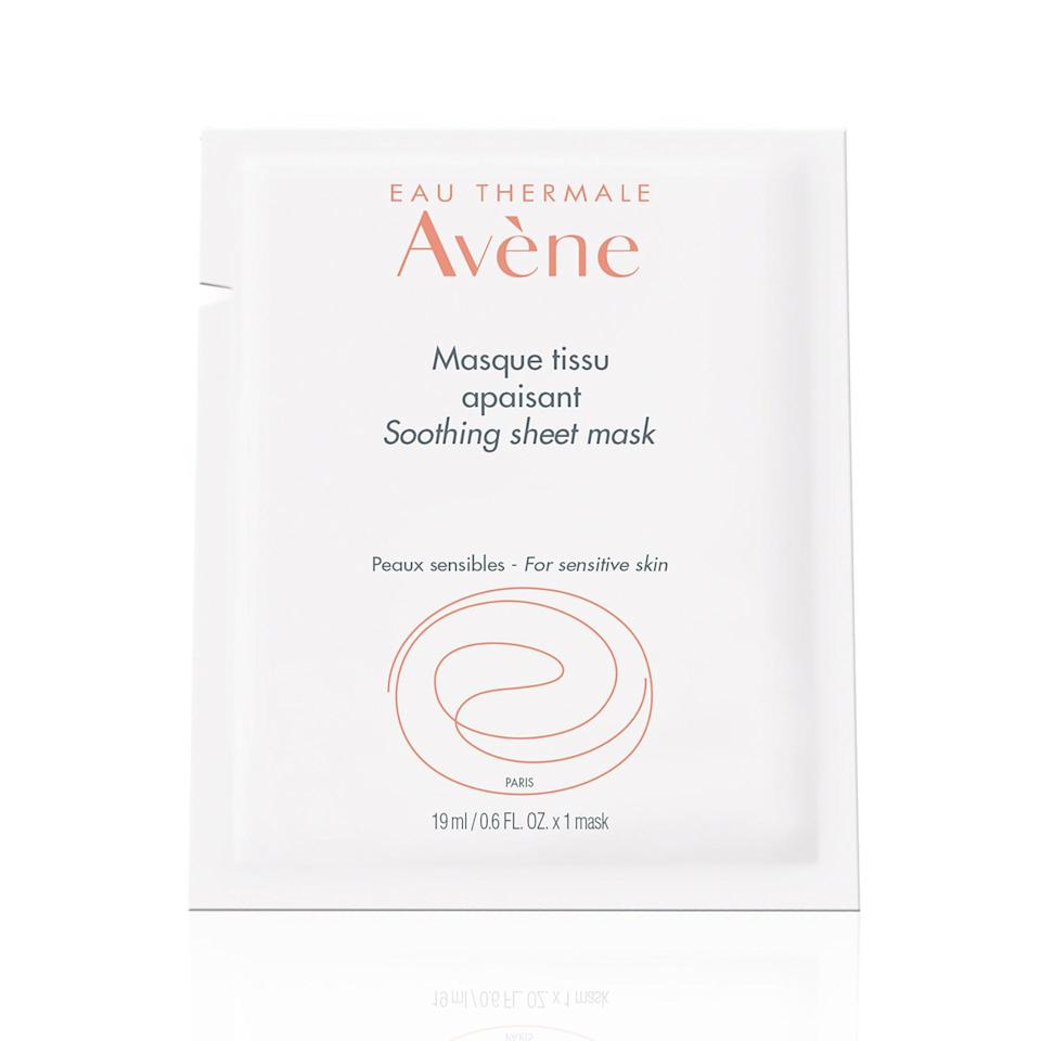 "<p><em>Allure</em> editors fight over this sheet mask. Ripping open the package, you find a biodegradable mask soaked in a serum that smells just like a freshly cut bouquet of roses (like, an actual bouquet — not that artificial rose scent). Its main ingredient, sorbitol, soothes and hydrates skin, leaving absolutely no residue — just clean, soft, nourished skin.</p> <p><strong>$40</strong> <strong>for five masks</strong> (<a href=""https://shop-links.co/1624878289200362637"" rel=""nofollow noopener"" target=""_blank"" data-ylk=""slk:Shop Now"" class=""link rapid-noclick-resp"">Shop Now</a>)</p>"
