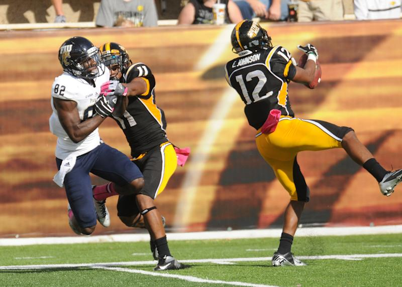 Spearman leads FIU past Southern Miss 24-23