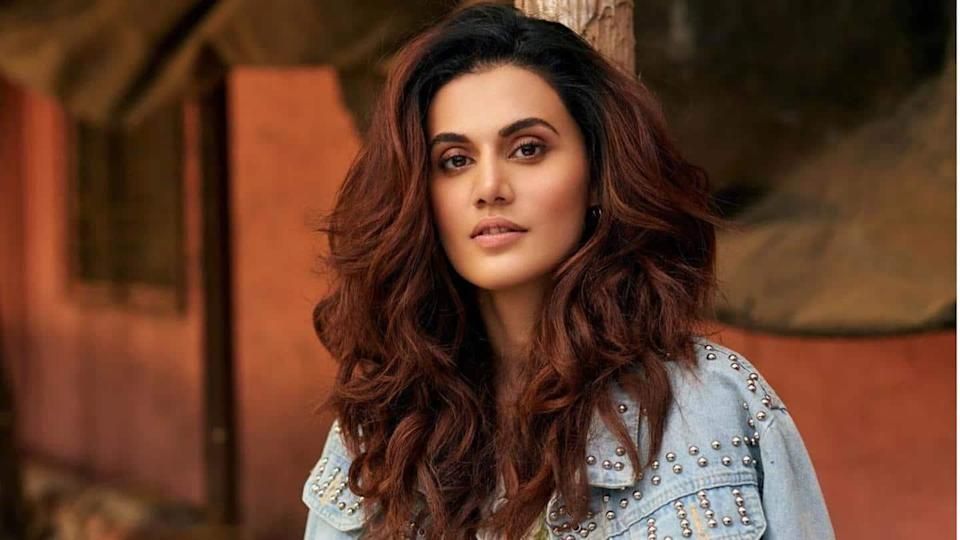 Taapsee, others criticize NCW member