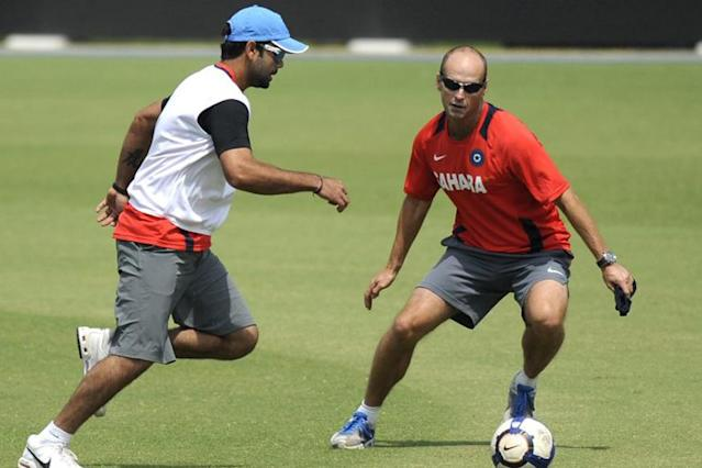 Cricket fans in India have had mixed views on India skipper Virat Kohli's decision to skip the upcoming one-off Test against Afghanistan and to play county cricket for Surrey to prepare for the Test series in England, but former India coach Gary Kirsten has called it a smart move going into what is expected to be Kohli's biggest challenge after his failure in India's last tour of England. James Anderson almost had his name on every ball and Kohli had a tough time on the field.