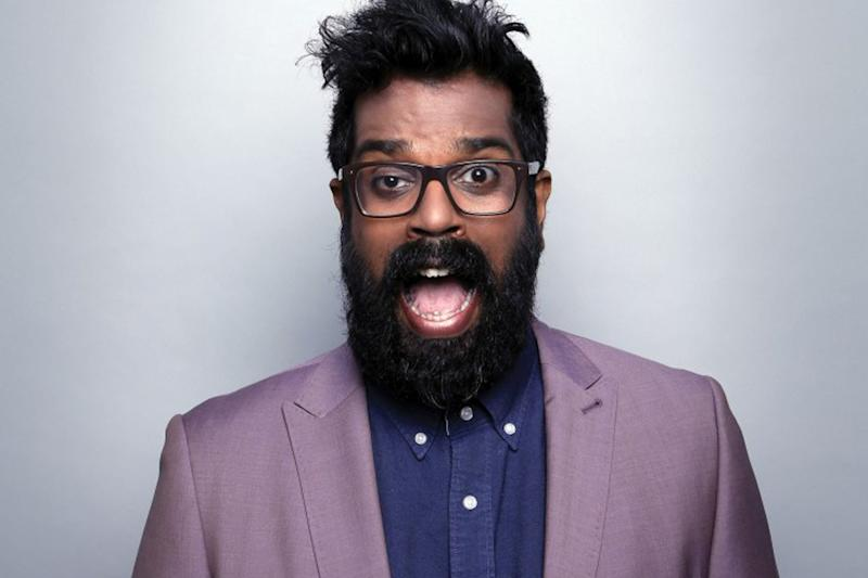 Confessional: Romesh Ranganathan: BBC PICTURE ARCHIVES