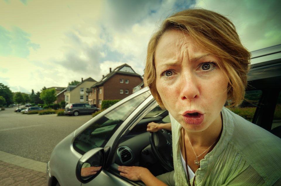 There are rude drivers in many different types of vehicle (Picture: Rex)