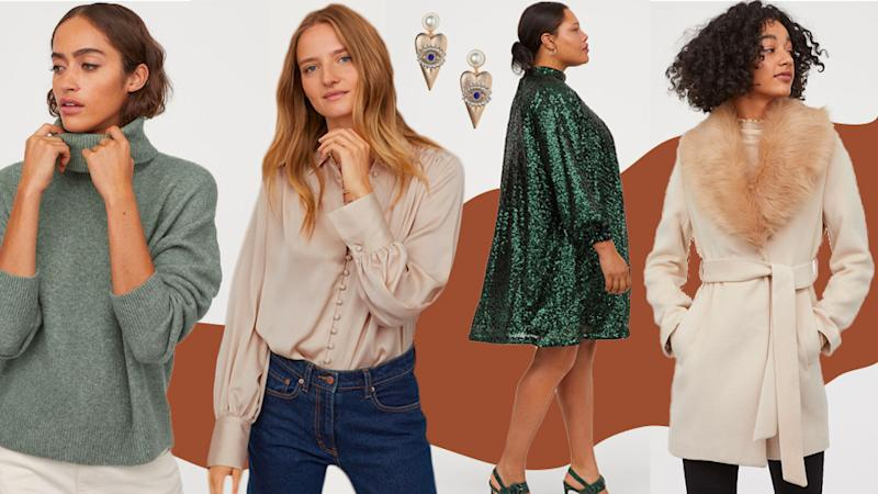 The H&M Cyber Monday Sale Is the Perfect Excuse to Stock Up on Trendy Essentials