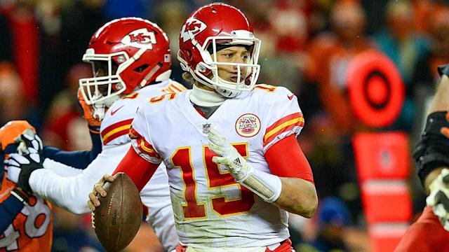 A new QB-WR duo is one of many changes in Kansas City for the 2018 season. SN breaks down how the Chiefs, already playoff contenders, got even better through free agency and the NFL Draft.