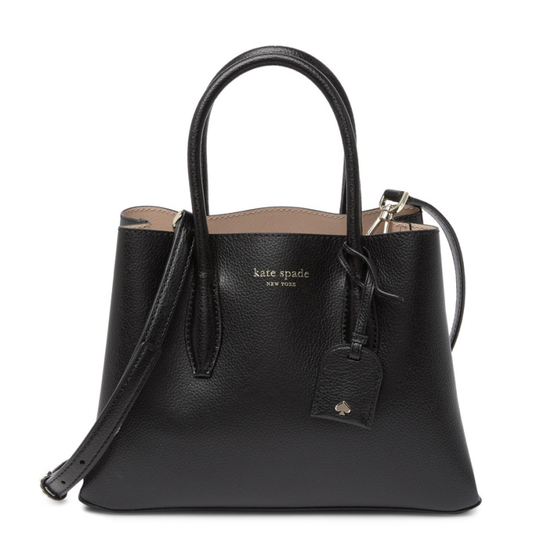 Kate Spade Eva Medium Leather Satchel (Photo: Nordstrom Rack)