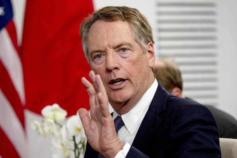 Lighthizer determined to land 'real agreement' with China, U.S. Chamber chief says
