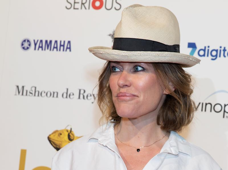 LONDON, ENGLAND - JUNE 10: Cerys Matthews attends the Jazz FM Awards at Vinopolis on June 10, 2015 in London, England. (Photo by Jo Hale/Redferns via Getty Images)