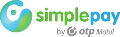 Simple Pay by OTP Mobil (PRNewsfoto/DBH Investment)