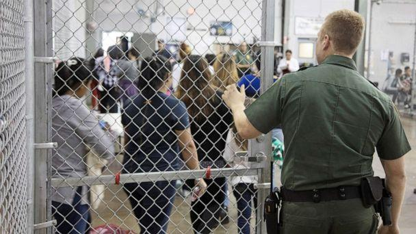 PHOTO: A view of inside U.S. Customs and Border Protection (CBP) detention facility in Rio Grande City, Texas, on June 17, 2018. (U.S. Customs and Border Patrol via Reuters, FILE)