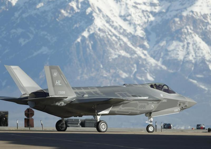 GettyImages-653579438 F-35