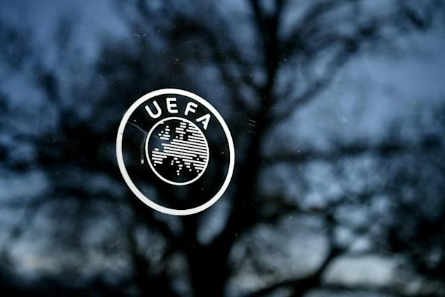 UEFA is hopeful the Champions League final eight will go ahead in Lisbon as planned despite new lockdown measures being introduced in the Portuguese capital (AFP Photo/Fabrice COFFRINI)