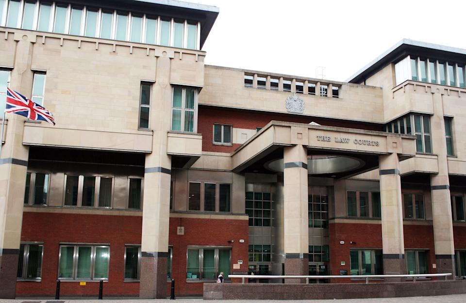 A general view of Sheffield Crown Court, Sheffield.