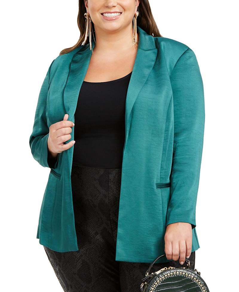I.N.C Open Front Blazer. (Photo: Macy's)
