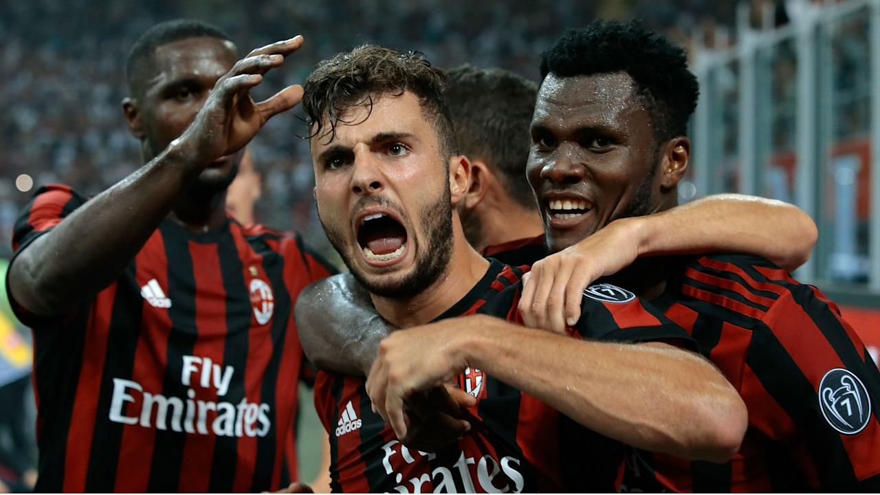 After impressing early in the new season, Patrick Cutrone has earned a place in AC Milan's star-studded first team squad.