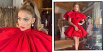 """<p>Jennifer Lopez is a well-known triple threat: Singer of anthems like 'I'm Real', star of beloved movie roles - need we mention Maid in Manhattan - and top notch dancing like the routine in the Get Right music video.</p><p>It's hard to believe that the eternally youthful looking J-Lo turned 50 this year and it seems life is going better than ever. She headlines a Las Vegas show, her upcoming Cardi B-starring <a href=""""https://www.elle.com/uk/life-and-culture/a28794475/constance-wu-hustlers-interview/"""" rel=""""nofollow noopener"""" target=""""_blank"""" data-ylk=""""slk:movie Hustlers is a must-watch"""" class=""""link rapid-noclick-resp"""">movie Hustlers is a must-watch</a> and she's engaged to baseball legend boyfriend Alex Rodriguez. And, well, they're just the cutest.</p><p>Most recently, the actress wore a total of four amazing red carpet outfits at the Toronto International Film Festival (Tiff) to mark Hustlers' release.</p><p>Happy scrolling... </p>"""