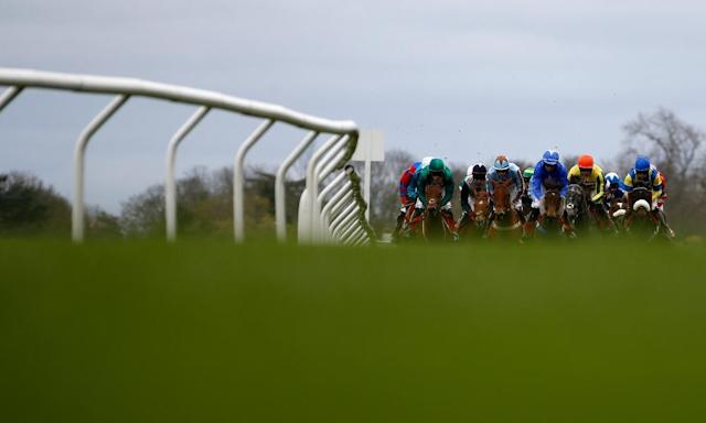 "<span class=""element-image__caption"">There are a few interesting races dotted around the meetings – not least at Kempton Park.</span> <span class=""element-image__credit"">Photograph: Alan Crowhurst/Getty Images</span>"