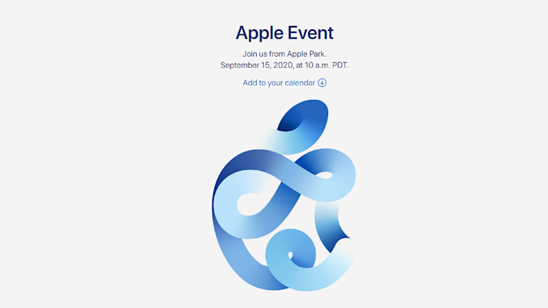Apple to hold virtual event on September 15