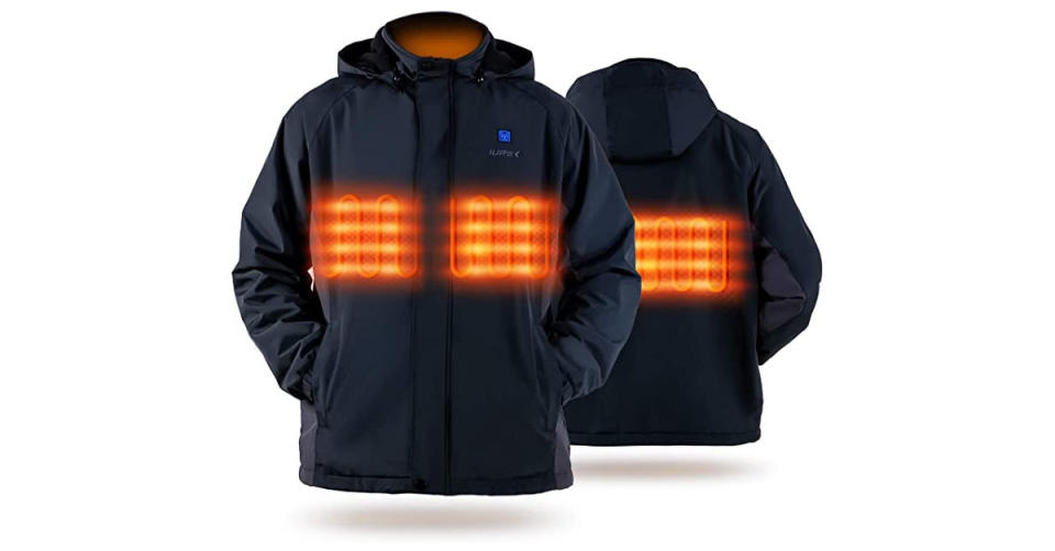 IUREK Heated Jacket For Men and Women (Photo: Amazon)