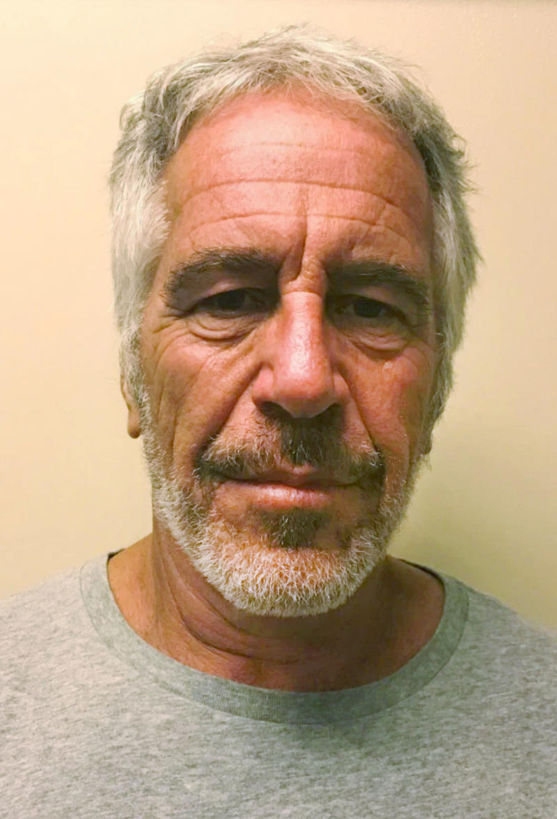 This March 28, 2017 image provided by the New York State Sex Offender Registry shows Jeffrey Epstein. | AP—AP