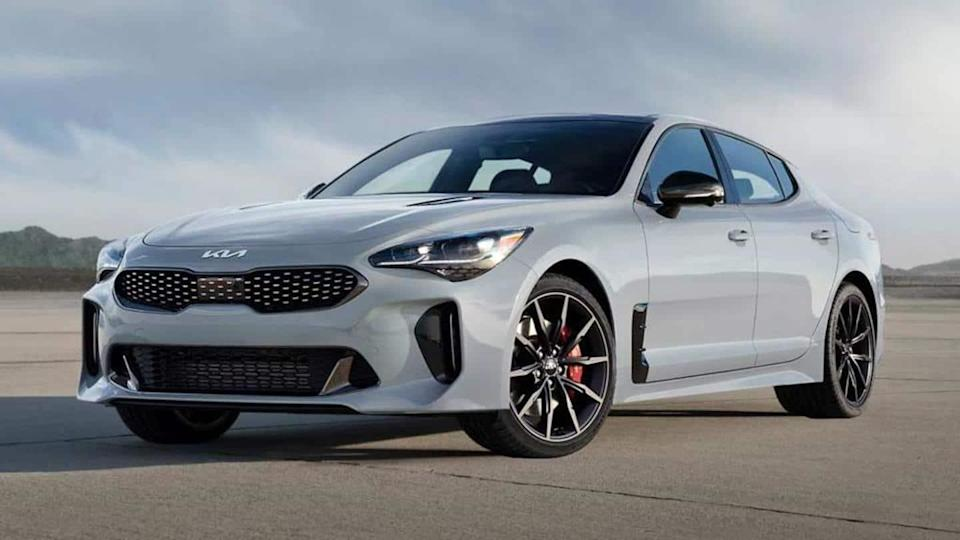 2022 Kia Stinger Scorpion Special Edition launched in the US