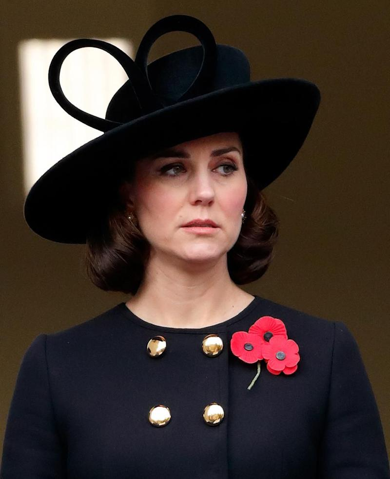The Duchess' family is in the headlines following her uncle's court appearance. Photo: Getty