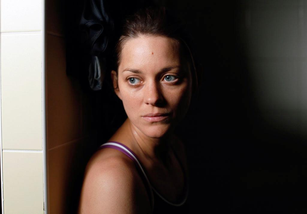 "Marion Cotillard, ""Rust and Bone"""