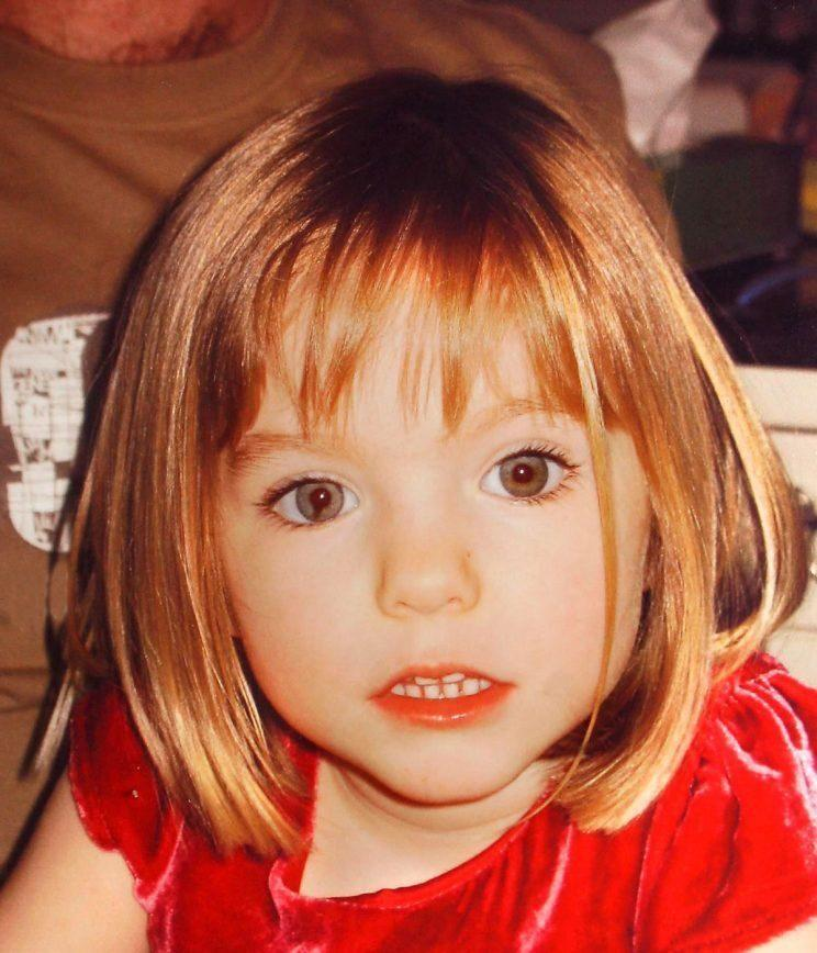 Madeleine McCann disappeared in May 2007 (Rex)