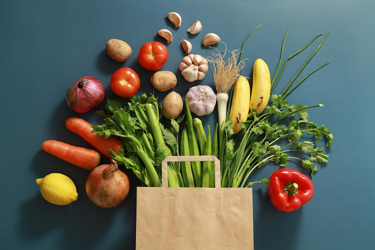 Late summer is the best season for fresh fruits and vegetables