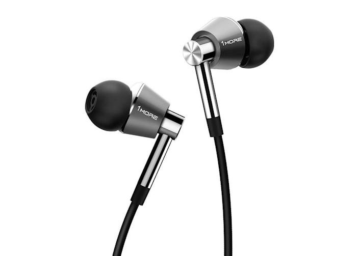 The Triple Driver headphones have received praised for their excellent sound quality.