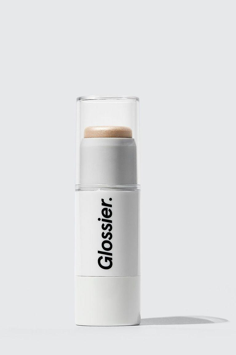 "<p><strong>Glossier</strong></p><p>glossier.com</p><p><a href=""https://go.redirectingat.com?id=74968X1596630&url=https%3A%2F%2Fwww.glossier.com%2Fproducts%2Fhaloscope&sref=https%3A%2F%2Fwww.marieclaire.com%2Fbeauty%2Fg34782241%2Fglossier-black-friday-sale-2020%2F"" rel=""nofollow noopener"" target=""_blank"" data-ylk=""slk:SHOP IT"" class=""link rapid-noclick-resp"">SHOP IT</a></p><p><strong><del>$22</del> $17 (25% off)</strong></p><p>Glossier's Haloscope highlighter is a must-have for nailing that dewey glow the brand is known for. The highlighter gives skin an iridescent, long-lasting glimmer thanks to its hydrating balm core and super-fine shimmer pigments. </p>"