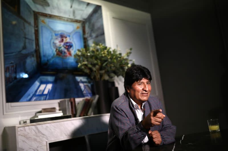 Bolivia election rigging in favor of Morales was 'overwhelming': OAS final report
