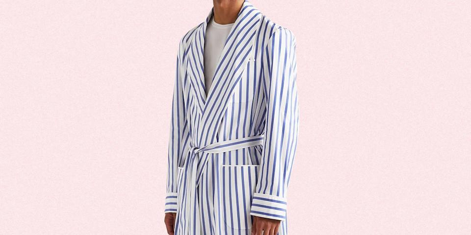 """<p class=""""body-dropcap"""">If any sort of winner has emerged over the course of the last year, it's loungewear. Its star was already on the rise before a pandemic and country-wide WFH orders rendered all forms of conventional office attire immediately obsolete. But 2020 was the year loungewear's ascension reached its logical apotheosis, as it effortlessly asserted its dominance over less-comfortable alternatives—i.e. everything else in your closet—singlehandedly propping up a battered retail industry in the process.</p><p>If you, too, have resigned yourself to another year of glancing at the clothing hanging mournfully in your closet and then positively melting, like so much butter in a hot pan, into yet another set of matching sweats, there's no better time to replenish your supply than right now. Because more brands than ever are serving up blanket-soft loungewear of all kinds, and the days before New Year's are the perfect time to remind yourself why you won't be going back to wearing any, ahem, less-forgiving clothing once the holidays are over. </p><p>At this point, am I long since sick of wearing it all? Yes. Do I still end up throwing on the cleanest sweatshirt/sweatpant combination within reach after feeling my resolve dissipate in the face of so much blissful comfort each morning? Also, yes. Sometimes you've got to give the people what they want. And right now, what the people want—what they're for clamoring like they're Stones fans just waiting for Jagger to cue up """"Gimme Shelter""""—is the soft, comforting embrace of fleece-lined everything. Because what pairs better with some loungewear than...more loungewear? Why yes, I will have some sweats with my sweats. Thank you, sir!</p><p>You hear that? It sure sounds like Mick's getting ready for an encore to me.</p>"""