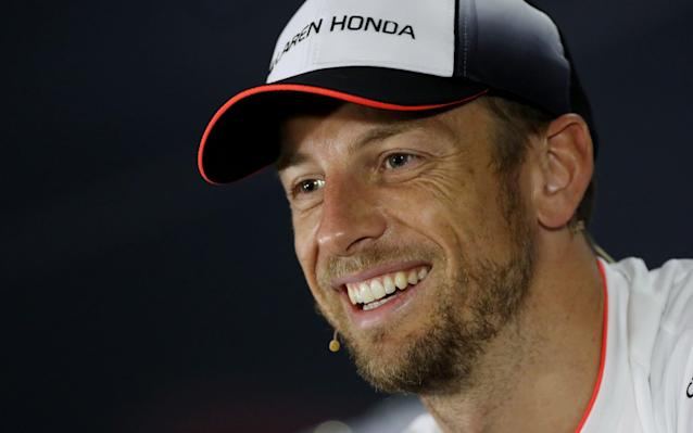 Button will make a one-off return to fill in for Alonso - PA